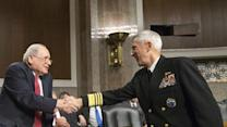 Admiral Says US Can Intercept NKorean Missile