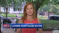 Mortgage rates drop