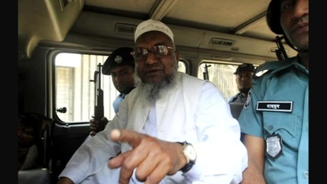Bangladesh court sentences Islamic leader to death for war crimes
