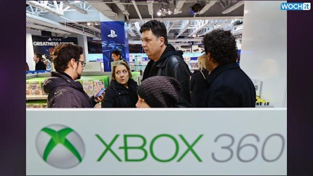 Microsoft Trims Year-end Prices On Xbox 360 Games