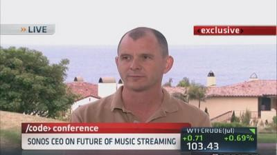 Sonos CEO on future of music generation