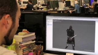 Game Of Thrones (Developer Diary: Behind The Wall)