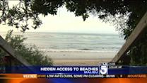 New App Unlocks Hidden Beaches in Malibu