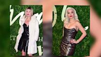Kate Moss and A-List Pals Up the Glamour for British Fashion Awards