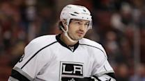 Drew Doughty didn't need to play hookie to watch hockey