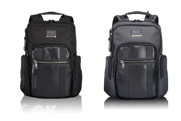 TUMI 2018 春夏新品,圖為Alpha Bravo系列NELLIS 後背包。