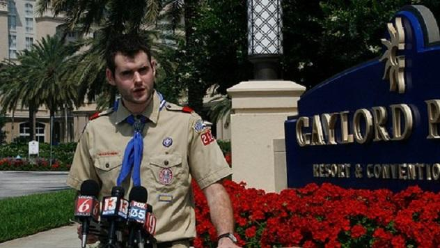 Scout's Honor? Gay Rights Advocate Seeks to Overturn Ban on Gay Boy Scouts