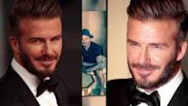 David Beckham Joins Instagram To Post Morocco Birthday Pics