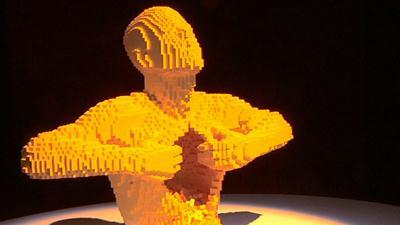 New LEGO Exhibit Opens in Times Square