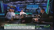 United can outperform airlines: Trader