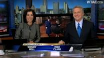 WTAE's Michelle Wright transforms into Mary Poppins