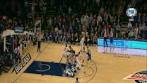 Seton Hall buzzer-beater to upset Villanova