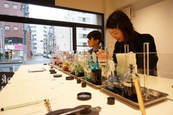 蔵前ink stand by kakimori