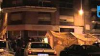 Apartment Building Collapses in Madrid