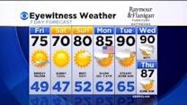 Kathy's Thursday Evening Forecast At 6 PM: May 21, 2015