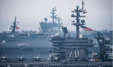 中若開戰「幾小時癱瘓美軍」