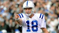 Top 5 Peyton Manning Moments With the Colts