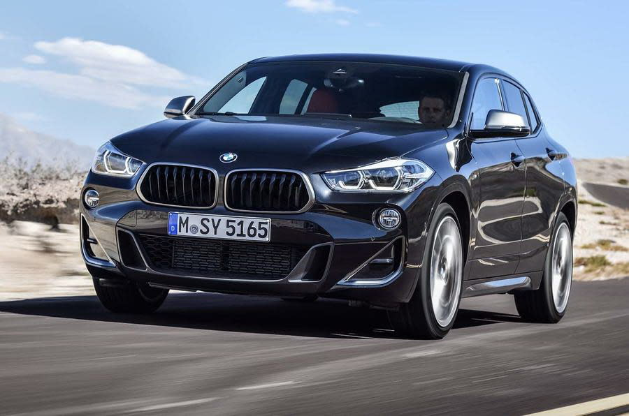 Open(圖片來源:https://www.autocar.co.uk/car-news/new-cars/new-bmw-x2-m35i-revealed-first-four-pot-m-cars)