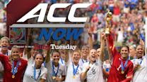ACC Women Play Huge Role in Team USA's World Cup Victory | ACC Now