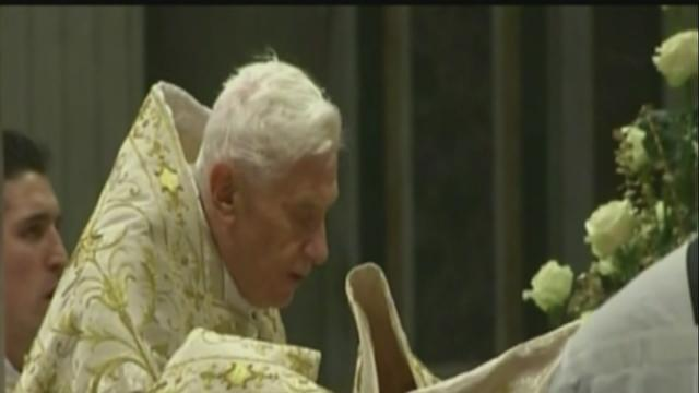 Speculation on replacing Pope Benedict XVI has some wondering about a Latino leader