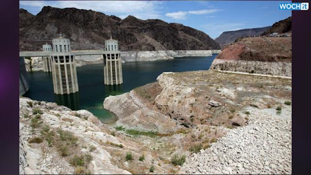 Water Level In Nevada's Lake Mead Drops To All-time Low