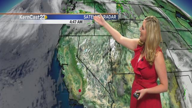 Cooler air keeps valley weekend highs in the 80s