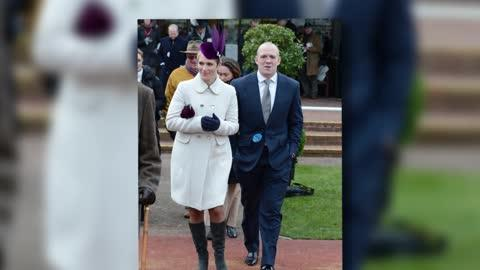 Another Royal Baby! Zara Phillips and Mike Tindall Expecting First Child