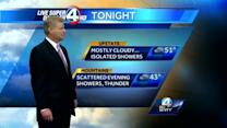 John Cessarich's forecast for Wednesday, April 24, 2013