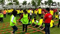 Japanese firms organise sports festivals to enhance teamwork at workplace
