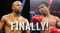 3 things to know about Mayweather vs. Pacquiao