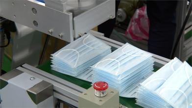 「口罩國家隊」下月起日產1000萬片