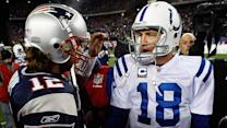 Brady, Manning renew rivalry