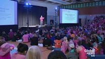 Combat bullying with pink