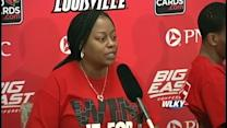 Complete video: Ware's mom on injury, support