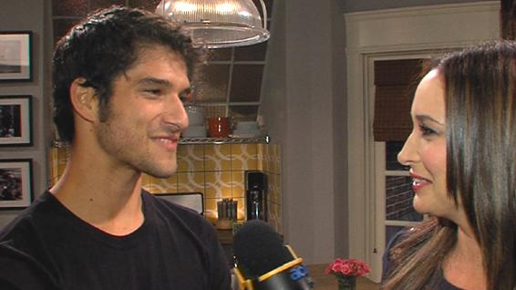 Tyler Posey Discusses 'Teen Wolf' and Family Support