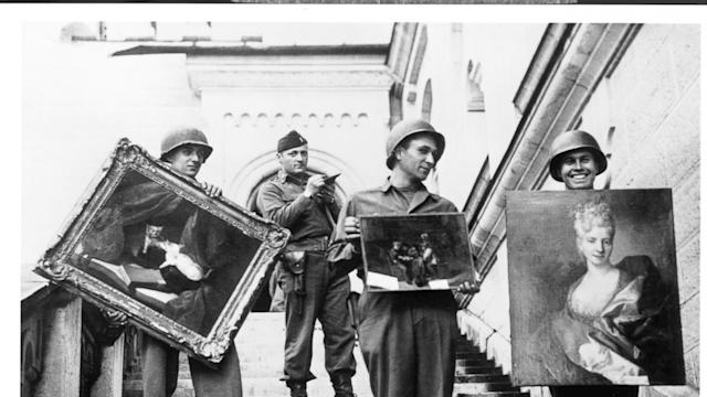 The Real Story Behind 'The Monuments Men' Movie