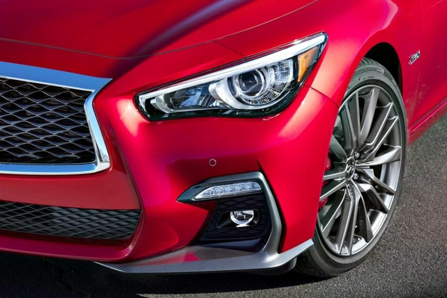 Q60「跑格」魂注入,全新小改款Infiniti Q50日本下線,高性能「3.0L V6」渦輪動力國內「評估」中!