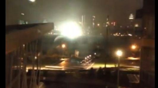 Sandy One Year On: Explosion at Con Edison Plant