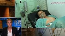 Syria rebels enthused by U.S. chemical weapons claim?