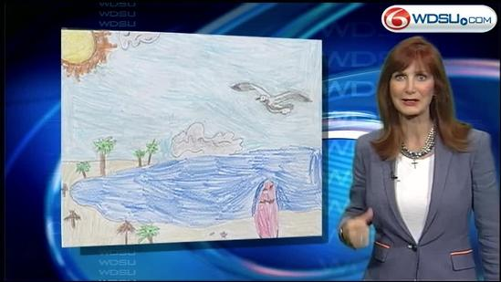 Margaret's Weather Picture for May 15
