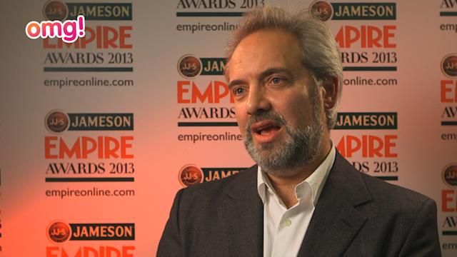 Sam Mendes talks Bond