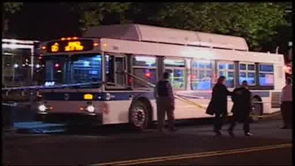 14-year-old killed on bus identified