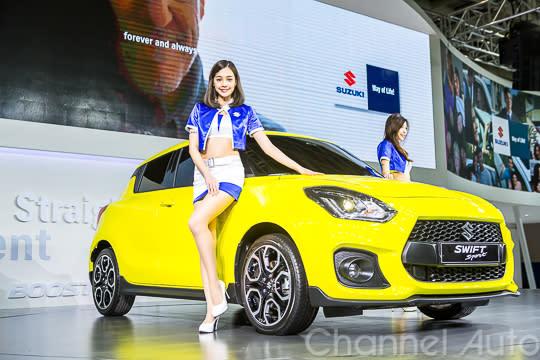 Suzuki Swift重回排行榜,在Sport車型加入陣線後,本月銷售表現甚至較去年底大改款車型發表之際更優異。