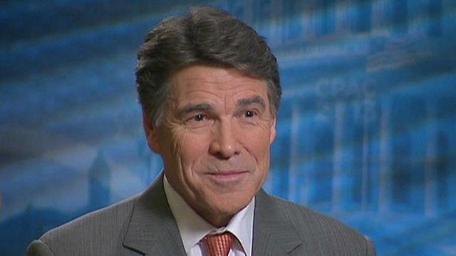 Gov. Rick Perry on ICE release of illegal immigrants