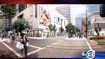 Leaders plan new downtown shopping experience