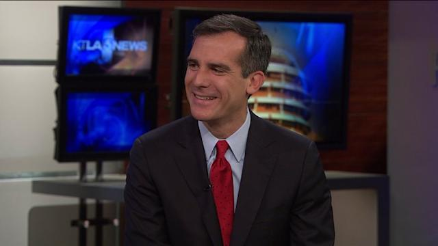 Los Angeles Mayor-elect Bringing a New Approach to Politics