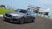 車壇直擊-Jaguar XE 賽道體驗