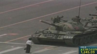 Tiananmen Square: 25 years on
