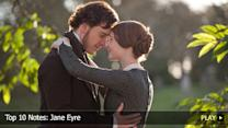 Top 10 Notes: Jane Eyre