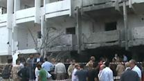 Car Bomb Attack on French Embassy in Libya